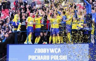 Galeria z finału Pucharu Polski Lech Poznań – Arka Gdynia