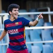 Carles Alena przygotowywany do wypożyczenia