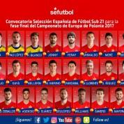 Euro U-21: Wielki powrót La Furia Roja