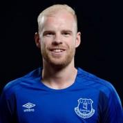 Davy Klaassen w Evertonie