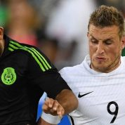 Wymęczone zwycięstwo Meksyku z Nową Zelandią