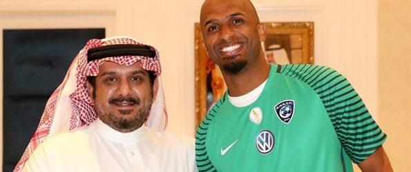 Oficjalnie: Al Habsi w Al-Hilal