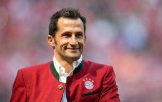 Hasan Salihamidzic dyrektorem sportowym Bayernu