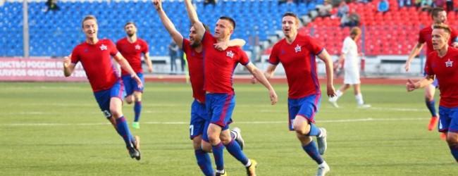 SKA Khabarovsk: Walcząc o ligowe punkty w zupełnie innym świecie