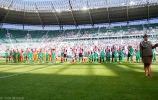 Galeria z meczu Śląsk Wrocław – Bruk-Bet Termalica Nieciecza