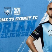 Oficjalnie: Adrian Mierzejewski w Australii