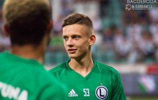 Sebastian Szymański nie zerwał więzadeł krzyżowych