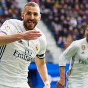 La Liga: Festiwal bramek na Bernabéu. Real wciąż niepokonany