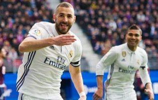 Benzema jest szczęśliwy w Realu. Nie myśli o odejściu