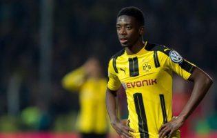 Borussia podtrzymuje zawieszenie Dembele