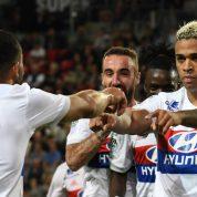 Troyes zwycięża w Nicei. Lyon znów zdobywa trzy punkty