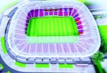 Nowa spółka pomoże w budowie stadionu w Szczecinie