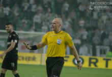Szymon Marciniak sędzią meczu Ligi Mistrzów