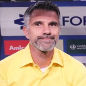 Gino Lettieri przed meczem z Wisłą Płock