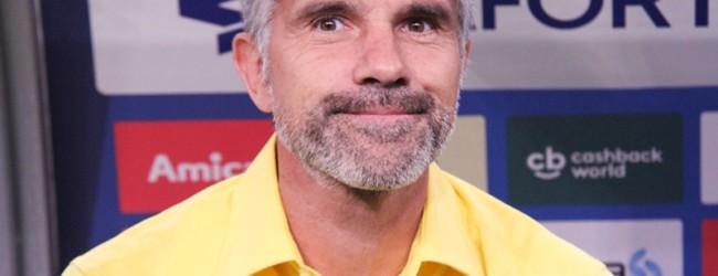 Gino Lettieri po meczu z Cracovią
