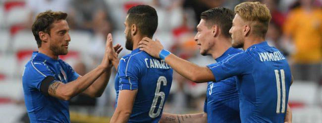Włosi nie jadą na Mundial! Remis na San Siro