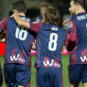 LaLiga: Kompromitacja Sevilli, Eibar wygrywa 5:1!