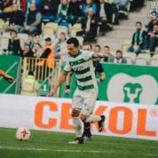 Świetny mecz w Gdańsku: Lechia zremisowała z wicemistrzem Grecji