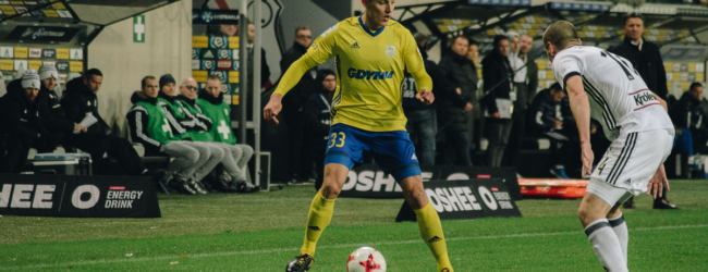 Damian Zbozień: Celem jest utrzymanie w Lotto Ekstraklasie