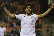Dani Parejo na dłużej w Valencii