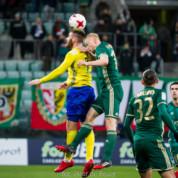 Zwycięstwo Arki we Wrocławiu! Piękny gol 17-latka
