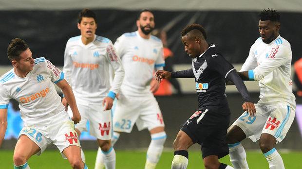 Ligue 1: Szalona końcówka Marsylii! Lyon i Caen remisują