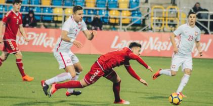 Polska U21 – Dania U21 [FOTOGALERIA]