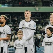 Legia Warszawa rozwiązała kontrakt z defensorem