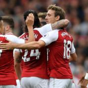 Hamulec Arsenalu nadal zaciągnięty