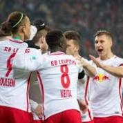 Liga Europy: Lipsk wygrywa z Napoli