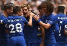 Premier League: Gol do szatni dał Chelsea trzy punkty