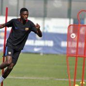FC Barcelona: Poważny uraz Dembele