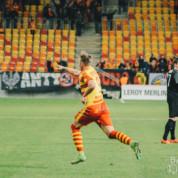 3 gole, 3 punkty wędrują na Podlasie