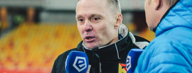 Ireneusz Mamrot trenerem miesiąca