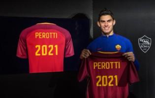 Oficjalnie: Nowy kontrakt Perottiego
