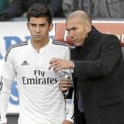 Oficjalnie: Enzo Zidane w Rayo Majadahonda