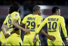 """Paryskie trio pokonuje Stade Rennais. Oba zespoły kończyły mecz w """"10""""!"""