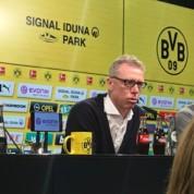 Oficjalnie: Bosz zwolniony, Stöger trenerem BVB