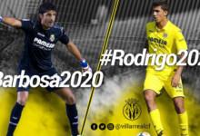 Barbosa i Rodrigo z nowymi kontraktami