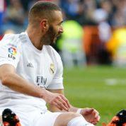 Napastnik Realu Madryt z urazem