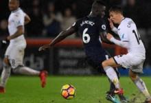 Tottenham wyprzedza Arsenal dzięki wygranej ze Swansea