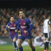 Kolejna strata punktów FC Barcelony