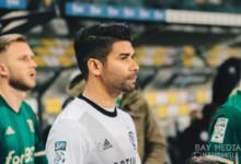 Mioduski: Eduardo zostanie w Legii