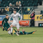Legia zdecydowanie lepsza od Śląska