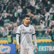 Dariusz Mioduski: Eduardo will stay in Legia