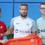 Czołowy napastnik ligi słowackiej w Zagłębiu Lubin
