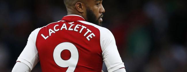 Lacazette ucierpiał na transferze Aubameyanga