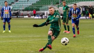 Marcin Robak w Miedzi Legnica