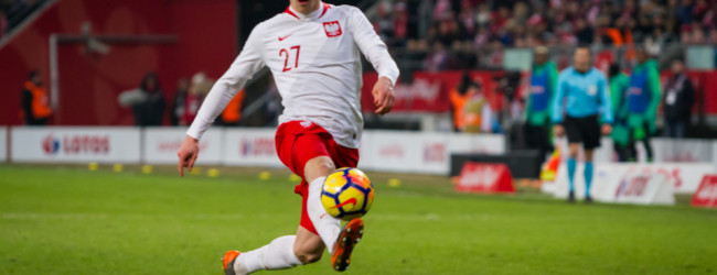Reprezentant Polski nie zagrał przez kontuzję