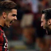 Silva nie wyklucza powrotu do Milanu